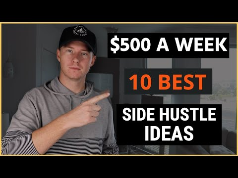 Top 10 Side Hustle Ideas to Make Money with in 2020 (That Pay Unusually Well)