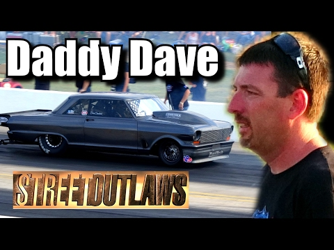 Daddy Dave vs John Andrade: Racing at Outlaw Armageddon.