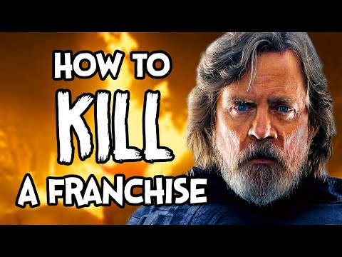 Star Wars - How To Kill A Franchise