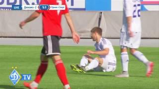 """Огляд матчу. Перша ліга. """"Динамо-2"""" - """"Гірник-Спорт"""" 1-1"""