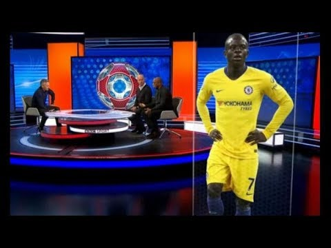 Chelsea vs Liverpool - Pre Match Analysis & Prediction with Ian Wright