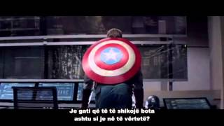 Captain America  The Winter Soldier   Official Trailer 2014 HD Titra Shqip