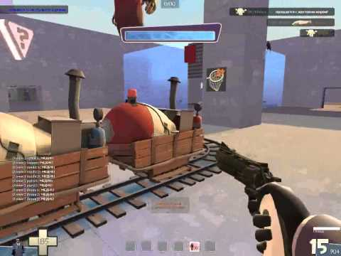 team fortress 2 achievement crazy map and server 2012