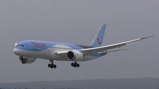 Boeing 787 Dreamliner - Emergency Landing
