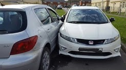Unsupervised Learner Crashes Car UK Dash Cam