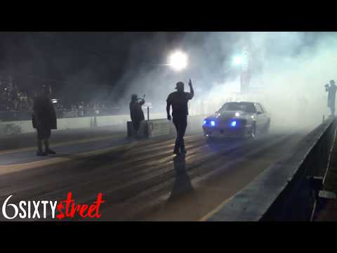 wichita Raceway Park Limpy Flash light start street outlaws  silver unit Boosted GT and many more