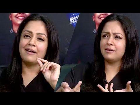 WOW!! Gorgeous Jyothika superb interview with VJRamya | AskJyotika | MagalirMattum