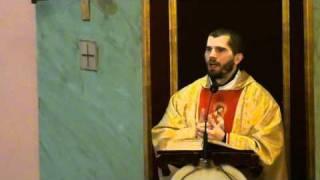 Kazanie Ojca Daniela - Częstochowa 19.03.2011 (1/1)