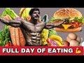 Full Day Of Eating | Indian Bodybuilding Diet | Rubal Dhankar