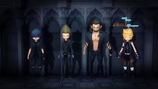 FINALFANTASY XV POCKET EDITION Gameplay - The Greatest RPG on Mobile (iOS)
