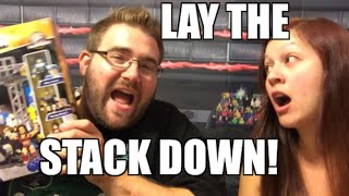 GRIMS WWE Toys FAN MAIL UNBOXING MOTHERLOAD with HEEL WIFE!