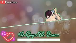New Punjabi Sad Song Whatsapp Status Video 2019