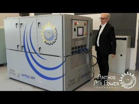 Groupe Electrogène ANTHOS AIR POWER