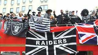 RAIDERS 2019 SCHEDULE RELEASE LIVE REACT