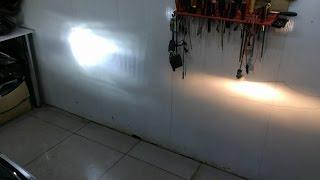 Трохи про встановлення LED ламп на автомобіль outlander