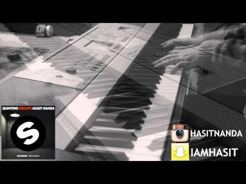 Quintino - Escape (Into The Sunset) [Hasit Nanda Piano Version]