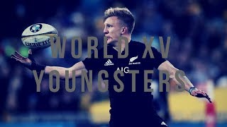 WORLD XV YOUNG STARS TO WATCH IN 2018
