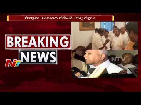Yeddyurappa Speaks To Media Over Forming Government in Karnataka Elections    NTV