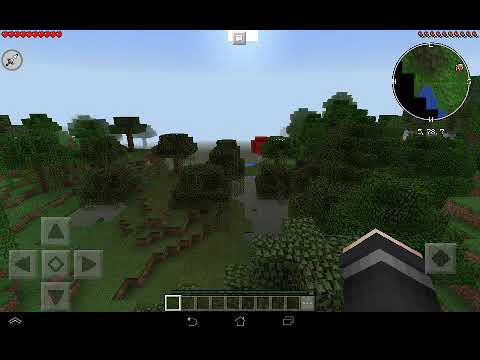 Minecraft pe: cách hack nhìn xuyên tường