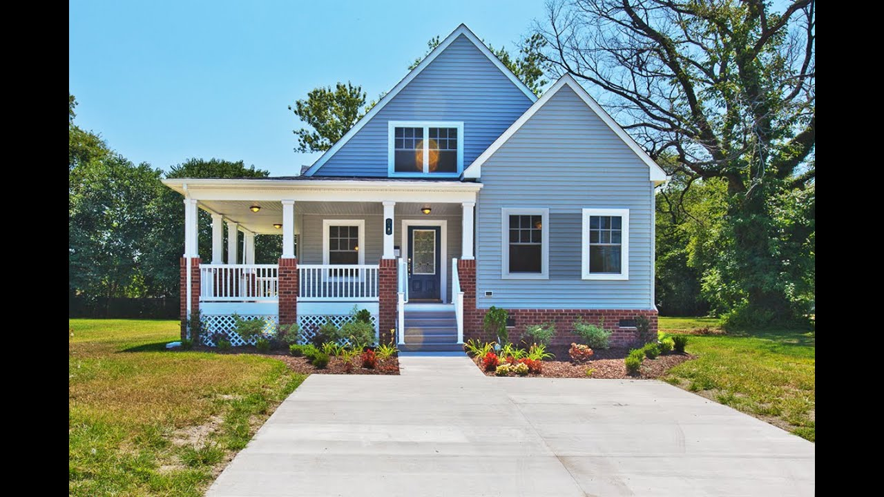 House for sale in hampton va 815 w queen street 23669 for Houses for sale hamptons