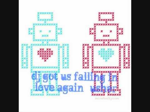 Dj Got Us Falling In Love Again - Usher
