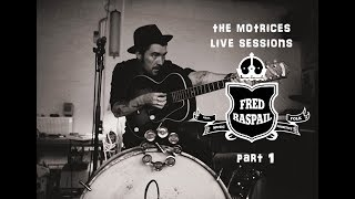 FRED RASPAIL / My french voodoo girl / live at les forces motrices