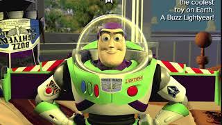 Toy Story Animated Storybook (Macintosh) Walkthrough