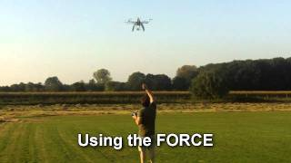 Arducopter 2.0.46 testing on hexa