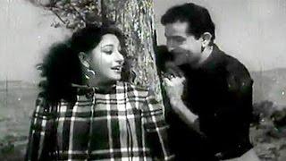 Masti Bhara Hai Sama | Parvarish (1958) | Raj Kapoor Mala Sinha | Old Classic Song (duet)