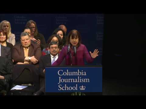 2016 Columbia Journalism Award - Lyse Doucet