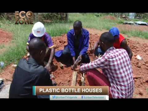 ECOZONE: Houses From Plastic Bottles [Part A]