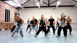 T.H.E. (The Hardest Ever)  Will I AM choreography by Jasmine Meakin (Mega Jam)