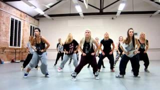 T.H.E. (The Hardest Ever) Will I AM choreography by Jasmine Meakin (Mega Jam)