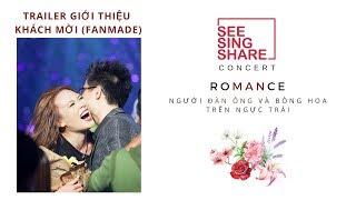 Hà Anh Tuấn - See Sing Share concert - trailer giới thiệu khách mời (fanmade)