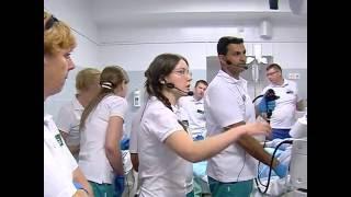 В Ярославле 25 пациентам с диагнозом рак желудка помогли ученые из Японии, Великобритании и Испании