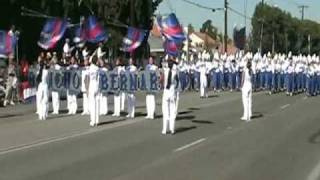 Rancho Bernardo HS - The Voice of the Guns - 2008 La Palma Band Review