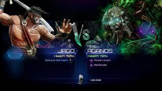Xbox one killer instint Jago vs Mimic Aganos