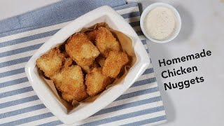 Chicken Nuggets Recipe | Yummy Ph