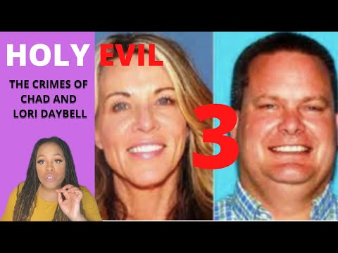 Holy Evil 3: The Chad and Lori Daybell Saga (The Finale!)