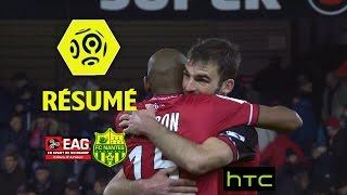 EA Guingamp - FC Nantes (2-0)  - Résumé - (EAG - FCN) / 2016-17