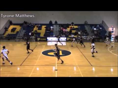 Pocomoke High School 2015-2016 Boys Basketball Regular Season Highlights