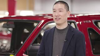 homepage tile video photo for Design Spotlight | Nissan Design Director Ken Lee on All-New 2022 Pathfinder