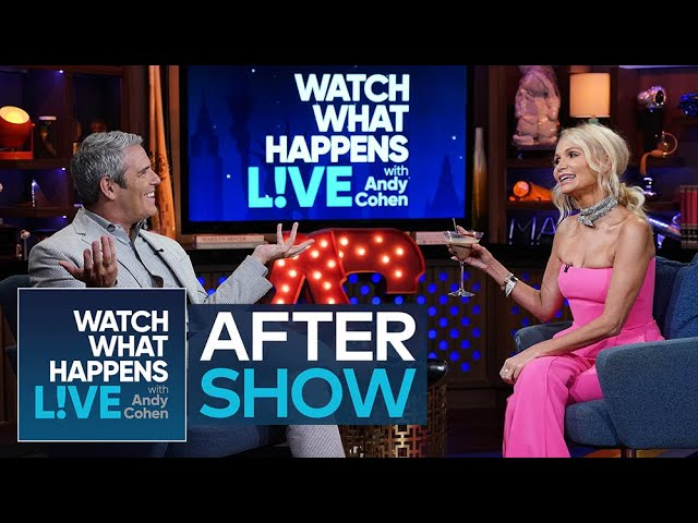 Andy Cohen & Kristin Chenoweth are Over the Goat in 'Wicked'   WWHL