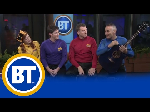 Celebrating The Wiggles 25th anniversary