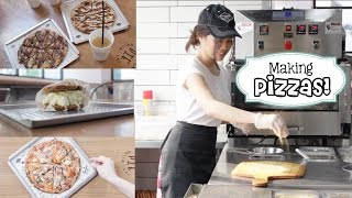 A Day In My Life: Making My Own Pizza! #projectpieph
