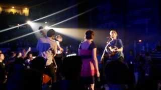 Lumineers - Darlene (live)