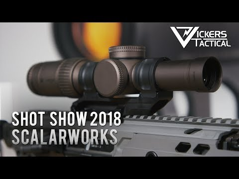Shot Show 2018  Scalarworks