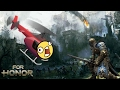 Those Helicopter Swings! | For Honor