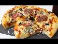 HOW TO MAKE HANDI PIZZA/ No Oven/ No Pressure Cooker HANDI PIZZA  *COOK WITH FAIZA*