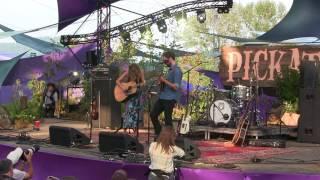 Mandolin Orange - Hey Stranger - Pickathon 2017